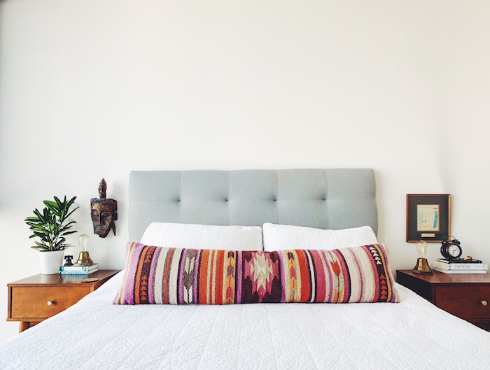 Bedroom in Modern apartment in North Park, San Diego