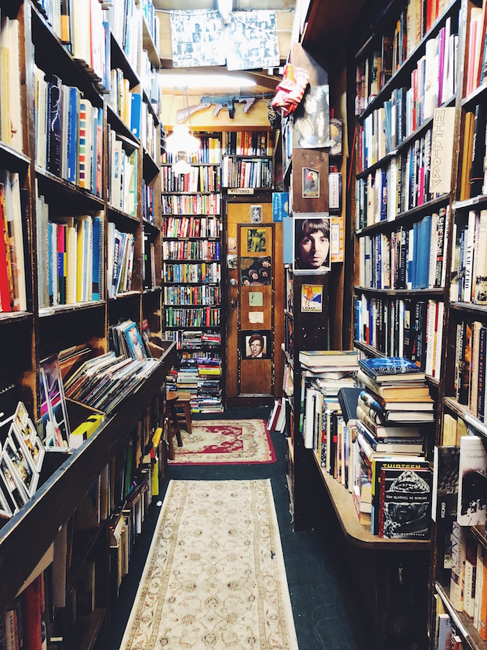 Westsider Books on the Upper West Side, New York City