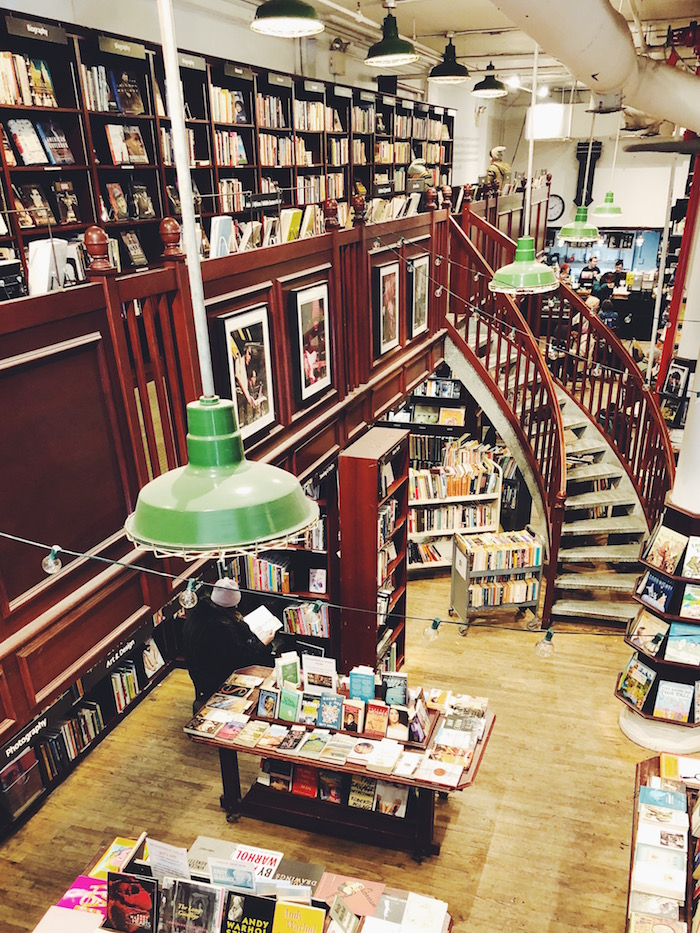 Housing Works Bookstore Cafe in SoHo, New York City